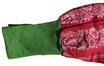 dirndl pirat 080-116 rot-weiß mit grün