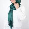 Pashmina Smaragdgrün