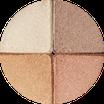 Quattros Eyeshadow Goldstandard