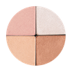 Quattros Eyeshadow Warm Breeze