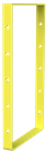 Pied de table BaYa H 71,5 x Larg 40 cm