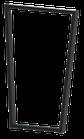 Pied de table haute TrapYa 106 cm