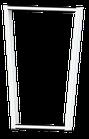 Pied de table haute TrapYa 87 cm