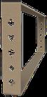 Pied de meuble BaYa  H 25 x Larg 60 cm