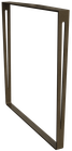 Pied de table ElYa  H 71,5 x Larg 70 cm
