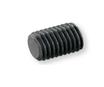 Gewindestift, Stahl 45 H, M5, Steifung Gewinde 0,8 mm, SW 2,5 mm