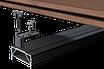 20 Stück Terrastart- Montageclip für Alu & Holz- Unterkontruktion