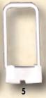 5) 330038 TIPO ULTIMO MODELLO DN 30 mm X H 83 mm