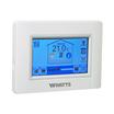 P07255 - Unità Centrale WATTSVision supervisiona i sistemi climatici a pavimento idraulici ed elettrici.