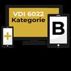 """VDI 6022 Kategorie B  """"SORGLOS"""""""