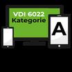 VDI 6022 Kategorie A - Auffrischung