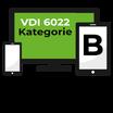 "VDI 6022 Kategorie B ""STANDARD"""