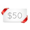 $50 Classy Cuts Gift Voucher