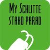 My Schlitte stahd parad