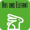 Has und Elefant