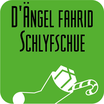 D Ängel fahrid Schlyfschue