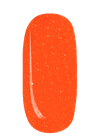 NEON GLITTER ORANGE