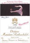 Ch. Mouton Rothschild 1er Grand Cru Classé 1990