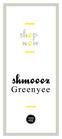 Shmoooz Greenyee