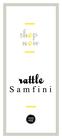 Rattle Samfini