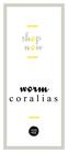 Happy Worm Coralias