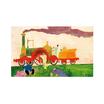 «Lokomotive mit dem grossen Rad»