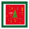Weihnachtsbaum der Freude