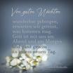 """""""Von guten Mächten..""""  Motiv Perlen Text Dietrich Bonhoeffer"""