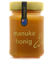 Manuka Honig blütengold, 250g
