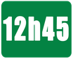12h45 - LV