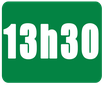 13h30 - LV