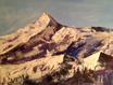 Margit Anglmaier: Berge 1