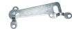 Крючок дверной КД-75