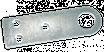 Пробой-ушко 30х100