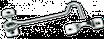 Крючок ветровой КР-100