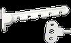ограничитель открывания окна L-105 мм.