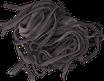 Tallarines de tinta de calamar