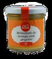 Melmelada de taronja amb gingebre 170gr