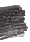 POSTER / POSITIVE