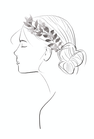 POSTER / FLOWERCROWN AERIN