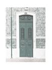 POSTER / PHOTO GREEN DOOR