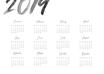 Kalender / SIMPLE A3
