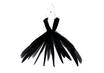 POSTER / BLACK DRESS QUER