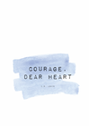 POSTER / COURAGE