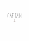 POSTER / CAPTAIN