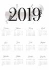 Kalender / LETTER