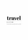 POSTER / TRAVEL
