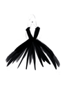 POSTER / BLACK DRESS