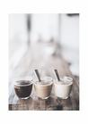 POSTER / PHOTO COFFEE TRIO