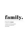 POSTER / LEXIKON FAMILY